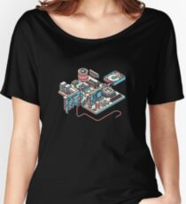 Motherboard Women's Relaxed Fit T-Shirt