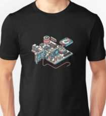 Motherboard Unisex T-Shirt