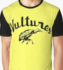 Recreated Atomic 'Vultures' T-shirt Graphic T-Shirt