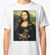 Mr Bean - Mona Lisa Classic T-Shirt