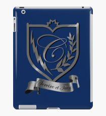 Coeleste Academy iPad Case/Skin