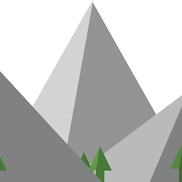 Material Design Mountains  by greiko5