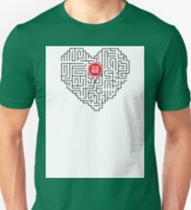 Finding Love II Unisex T-Shirt