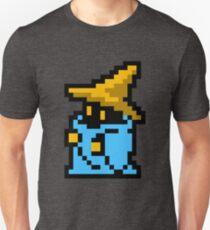Black Mage sprite - FF1 Unisex T-Shirt