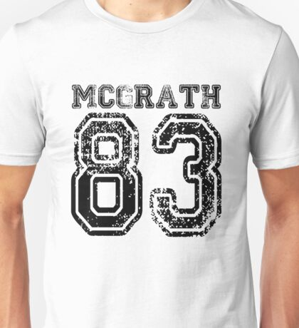 McGrath '83 Unisex T-Shirt