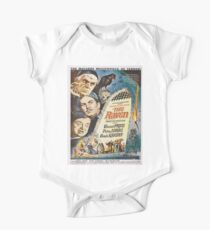 Vintage poster - The Raven One Piece - Short Sleeve