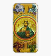 Orthodox Church Dome Interior iPhone Case/Skin