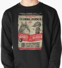 Ocarina Legends Pullover