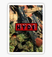 HYDE UZI Bird Sticker