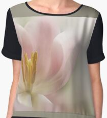 Touch of Pink Women's Chiffon Top