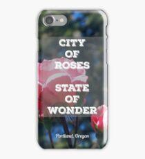 City of Roses v.1 iPhone Case/Skin