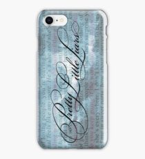 Pretty Little Liars Quotes  iPhone Case/Skin