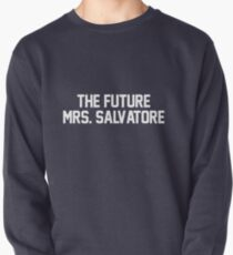 The Future Mrs. Salvatore-- White T-Shirt