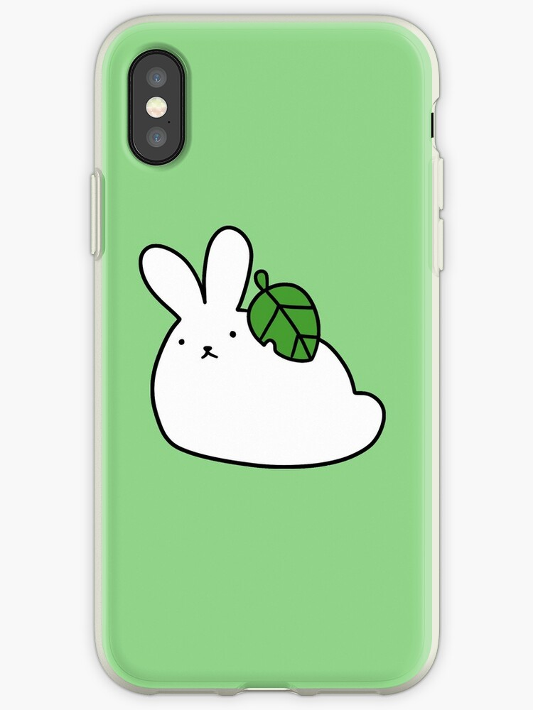 Leaf Bunny by SaradaBoru