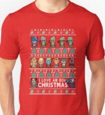 Lil 80s Cartoon Christmas Jumper T-Shirt