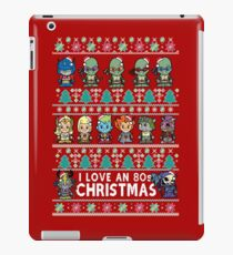Lil 80s Cartoon Christmas Jumper iPad Case/Skin