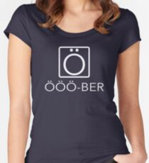 OOOBER – Kirk Gleason, Gilmore Girls Women's Fitted Scoop T-Shirt