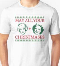 Golden Christmas T-Shirt