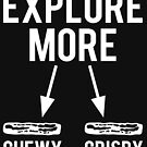 Explore More Bacon Funny T Shirt by electrovista