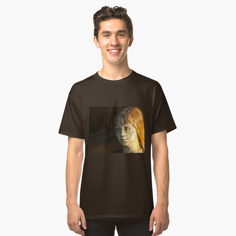 The little mermaid - detail Classic T-Shirt