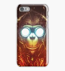 Monksmith II iPhone Case/Skin