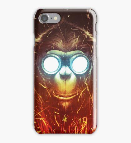 Monksmith II iPhone Case/Skin