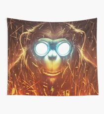 Monksmith II Wall Tapestry