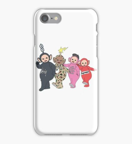 Hypetubbies iPhone Case/Skin