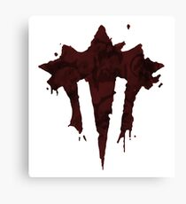 The Iron Horde Canvas Print