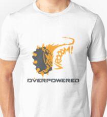 Overpowered Junkrat Tire Unisex T-Shirt
