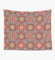 Boho Style Ethnic Print Wall Tapestry