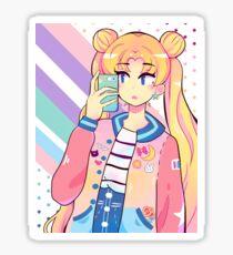 Usagi Selfie  Sticker