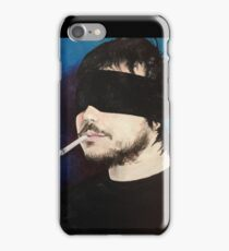 Death Spells Frank Iero iPhone Case/Skin