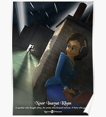 Noor Inayat Khan - Rejected Princesses Poster