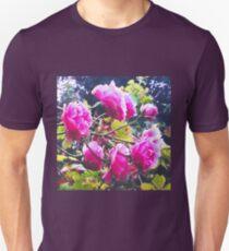 Montsalvat Roses Unisex T-Shirt