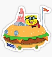 KrabbySwaggy Sticker