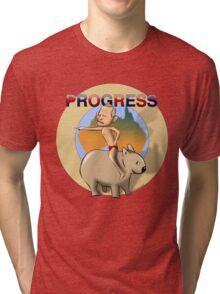 Progress! (Australia) Tri-blend T-Shirt