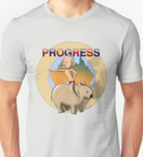 Progress! (Australia) Unisex T-Shirt