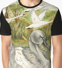 The Ugly Duckling's Lament Graphic T-Shirt