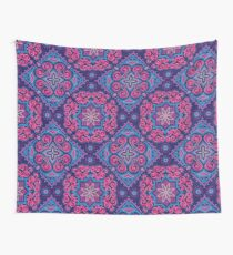 Bohemian Style Ethnic Print Wall Tapestry