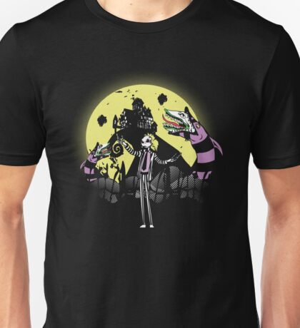 Bettlejack Revisited! Colored and remastered! Unisex T-Shirt