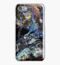 FFXV Big Bang iPhone Case/Skin