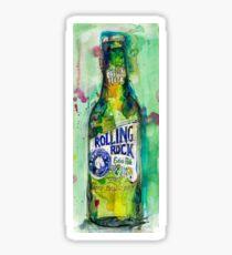 Rolling Rock Beer - Latrobe Brewing Company Sticker