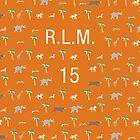Pattern RLM 15 Darjeeling Limited & Hotel Chevalier by bonieiji