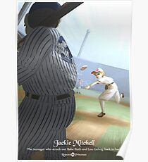 Jackie Mitchell - Rejected Princesses Poster