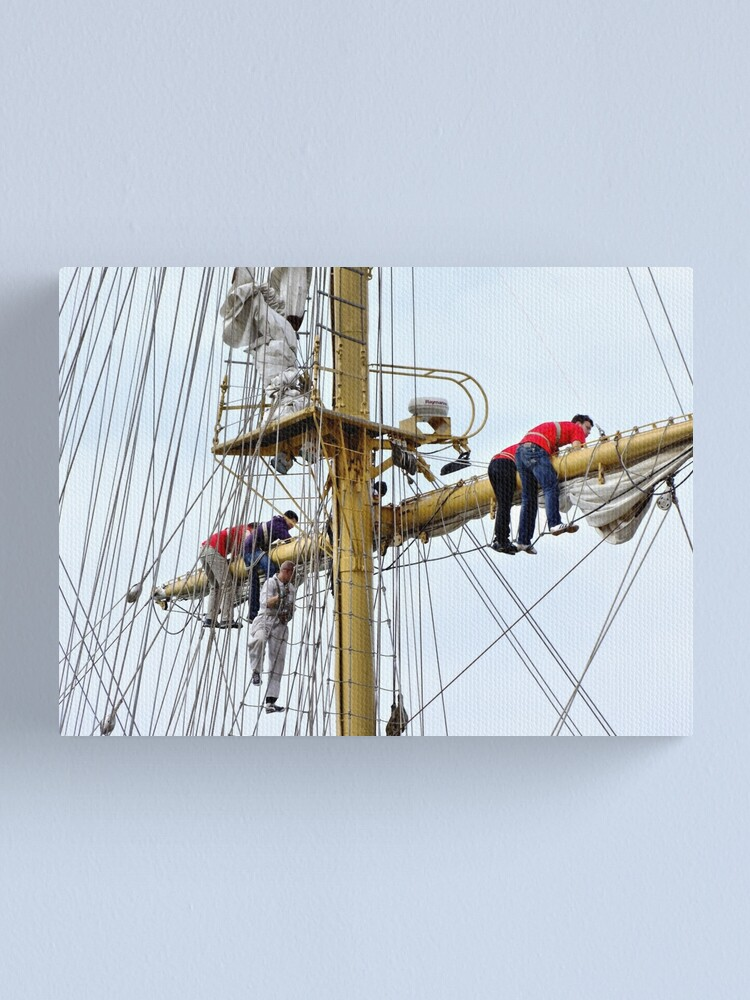 Alternate view of detail Canvas Print