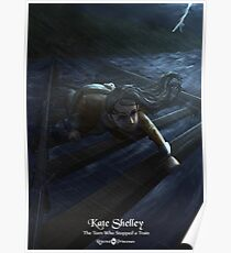 Kate Shelley - Rejected Princesses Poster