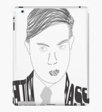 Chuck Bass iPad Case/Skin