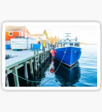 Northwest Cove Lobster fishing Sticker