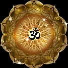 Golden Sound of Om by art-by-angels